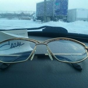 Cazal glassed